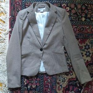 Elegant check pattern 2-pc suit